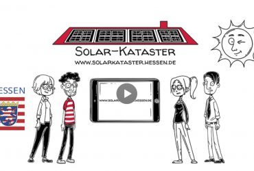 Solarkataster – ist Ihr Dach für PV und Solarthermie geeignet?